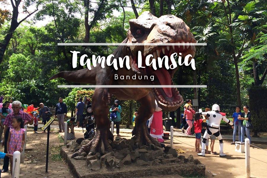 City Park: Taman Lansia, Bandung