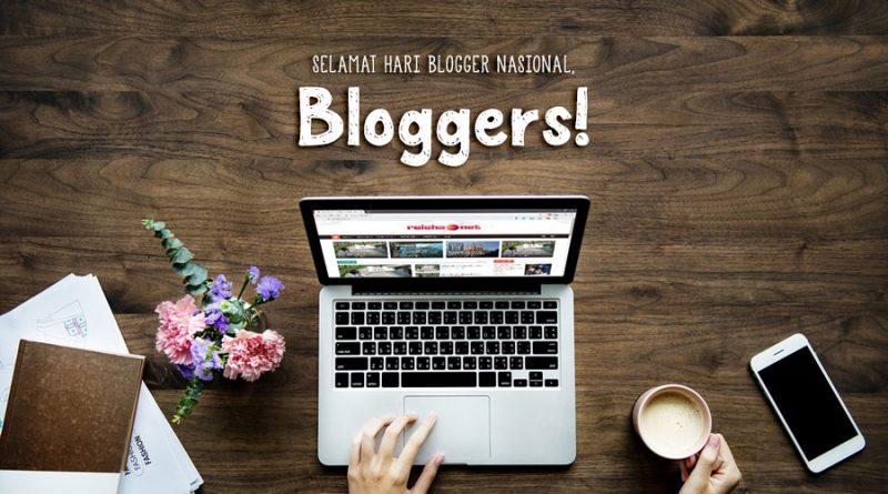 Selamat Hari Blogger Nasional 2018