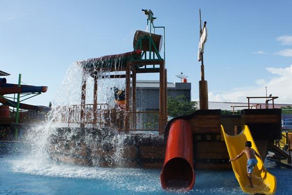 Arau Mini Waterpark