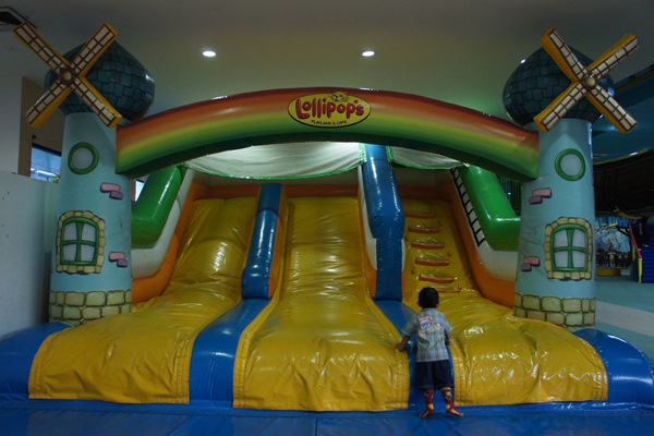 Lollipop's Playland Semarang