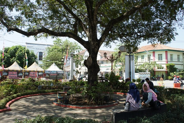 Taman Srigunting, Semarang