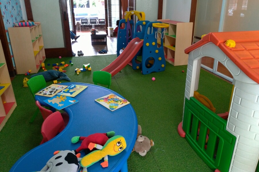 Playground di D'gigiku Kids Dental Care