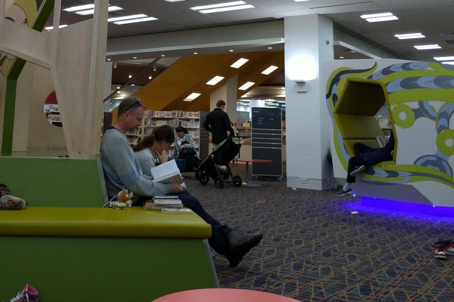 santai-di-library