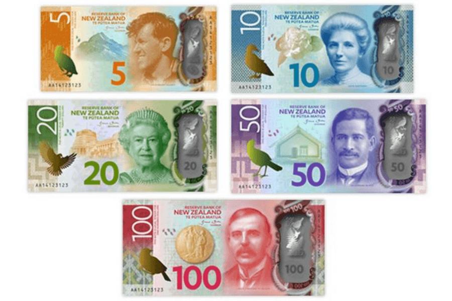uang new zealand