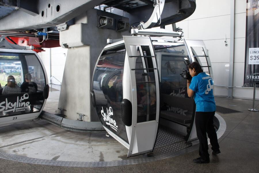 gondola skyline rotorua