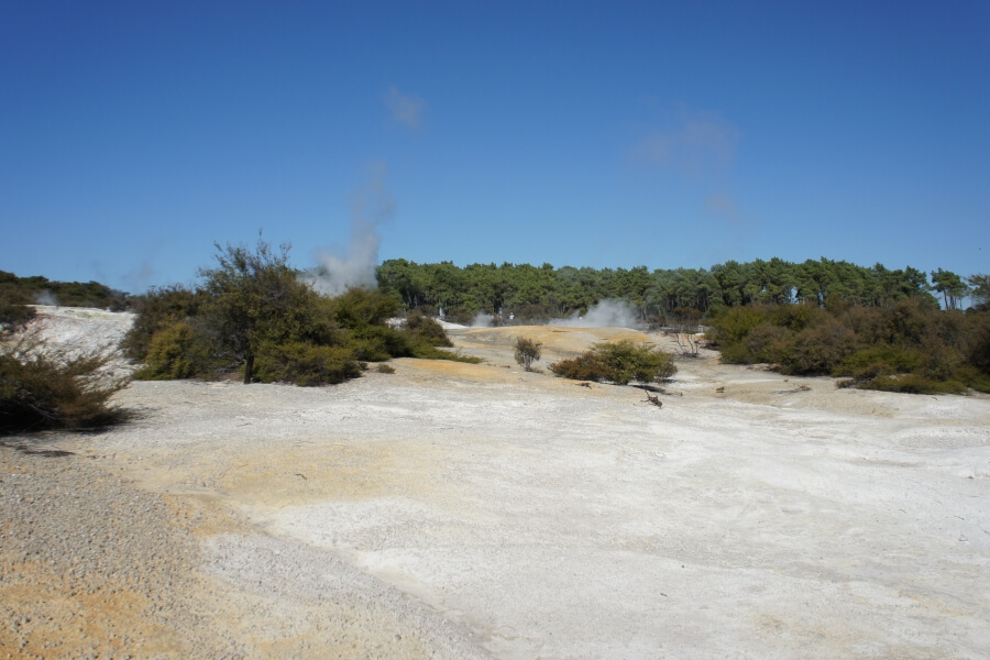 waiotapu thermal wonderland