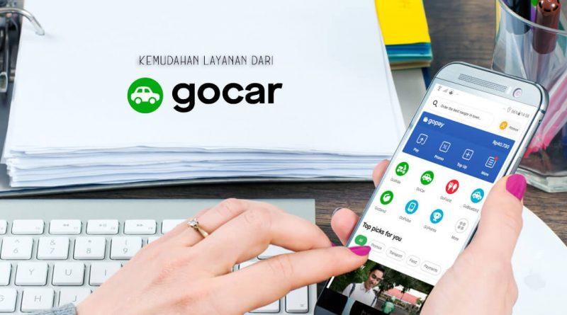 taxi online gocar