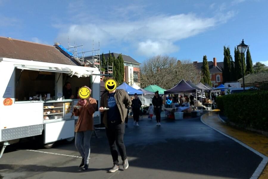 Parnell Farmers Market