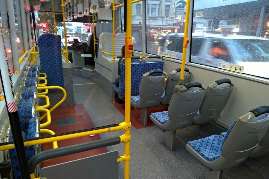 interior bus auckland