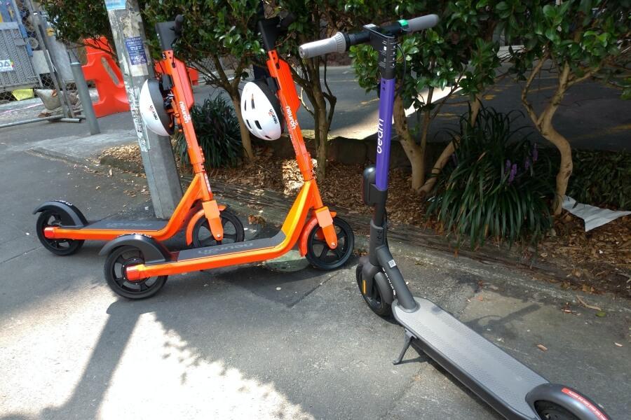 neuron dan beam scooter auckland