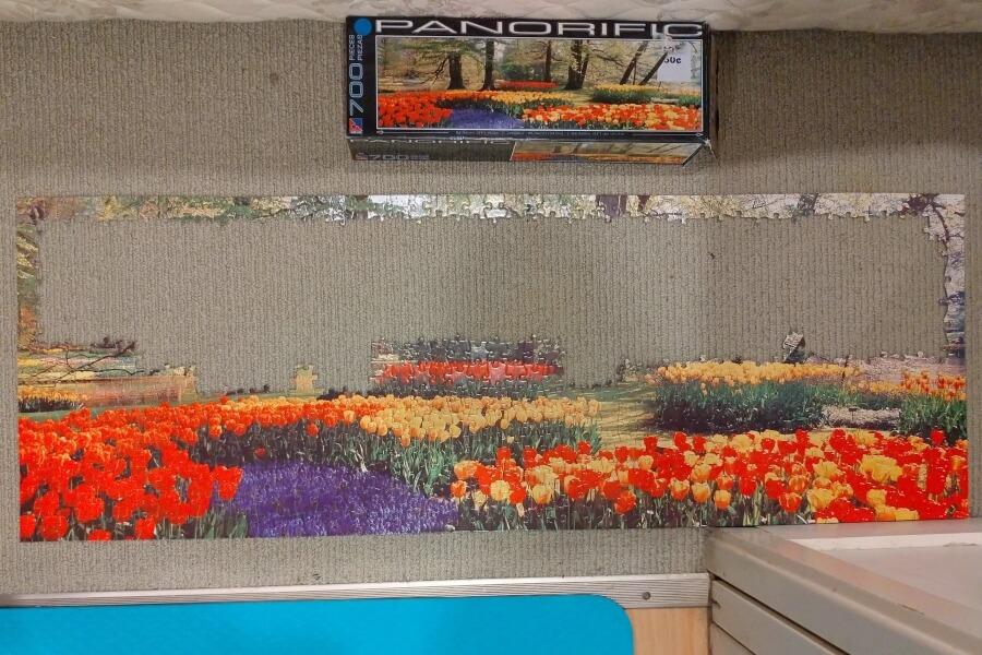 puzzle 700 pcs