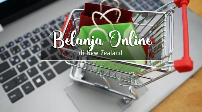 belanja online di new zealand