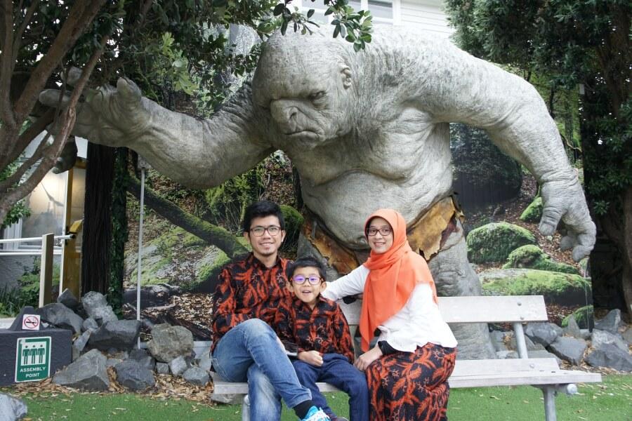 Troll di Weta Cave