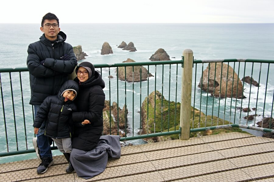 berfoto di Nugget Point Lighthouse