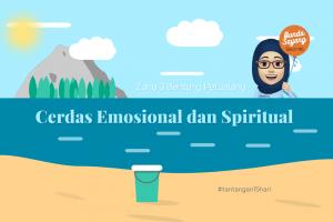 cerdas emosional dan spiritual