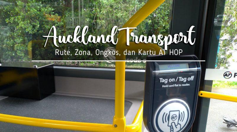 transportasi publik auckland