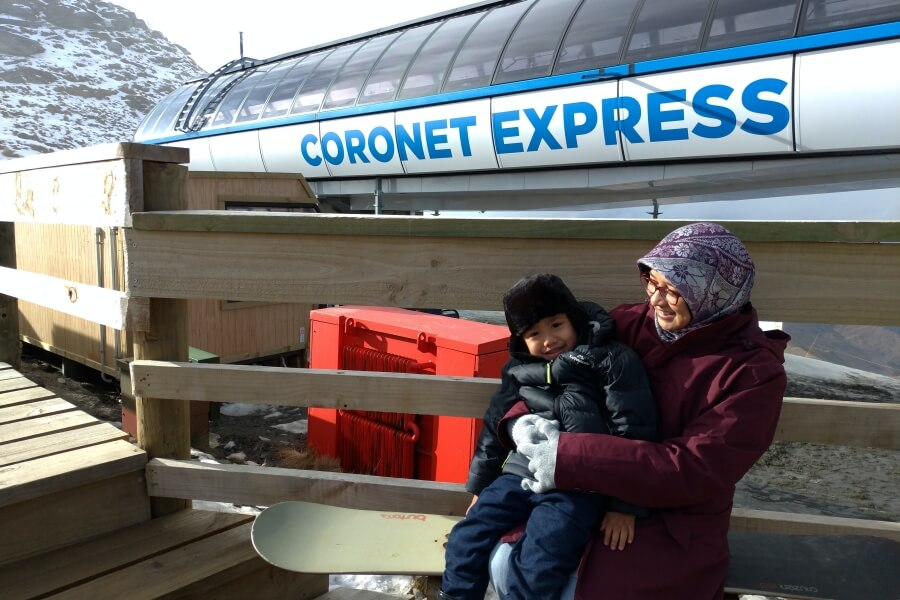 viewing platform coronet express