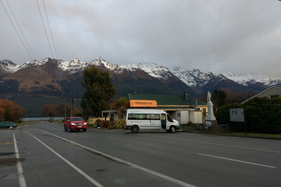 glenorchy town