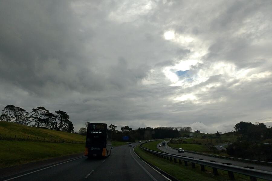 langit mendung auckland new zealand