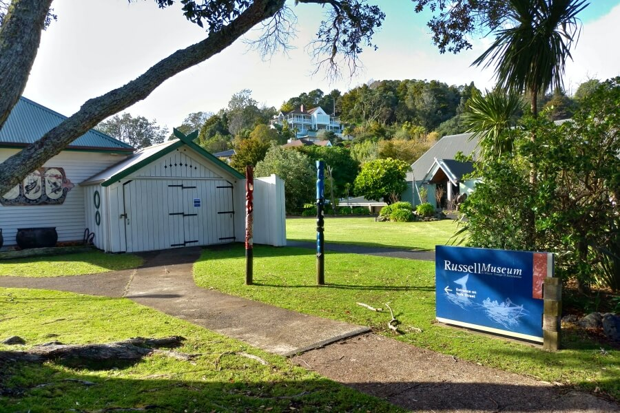 russell museum new zealand