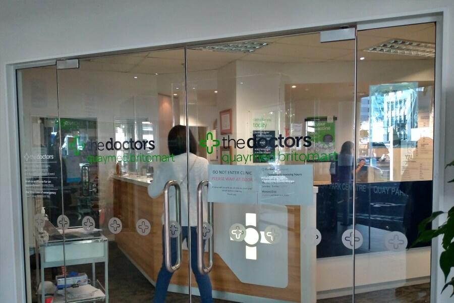 klinik QuayMed di Auckland